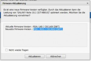 galaxy note 10.1 n8010 firmware update